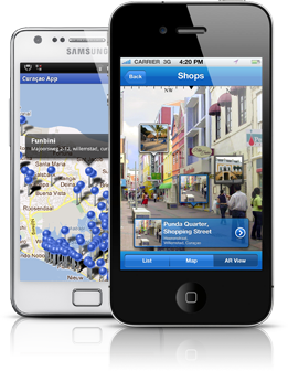 App for Tourism Destinations